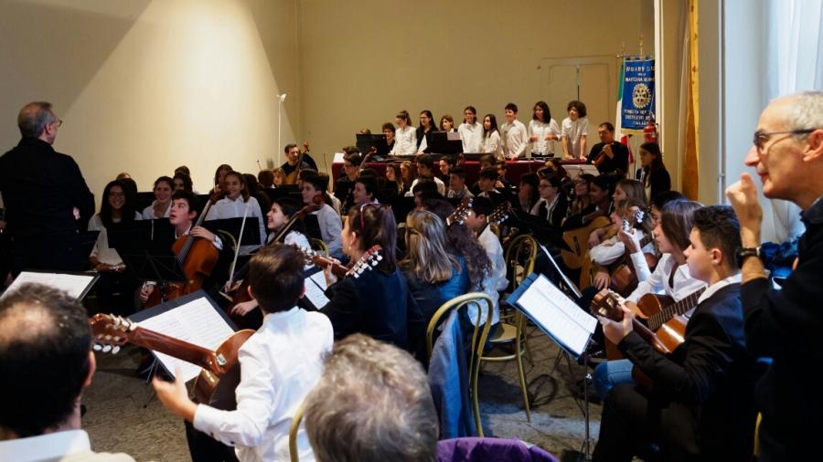 Il valore della musica a scuola - Tavola posizioni flauto traverso ...