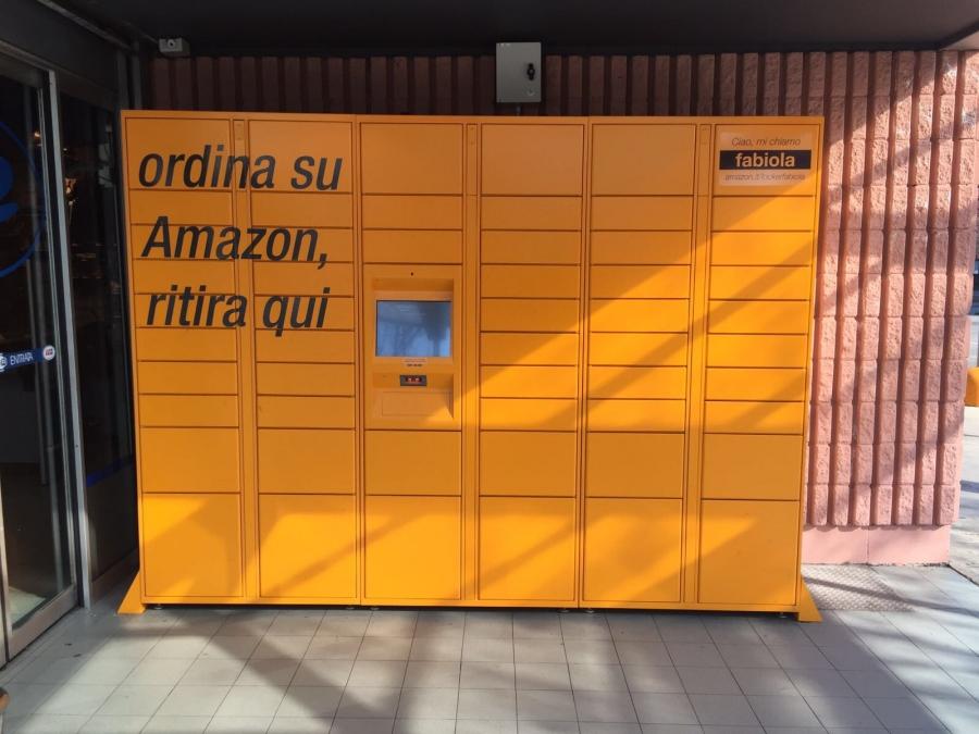 Punti di ritiro Amazon: come trovarli - ChimeraRevo